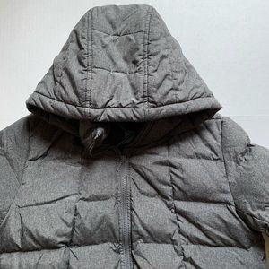 Lands End women's long  winter jacket, m 10-12